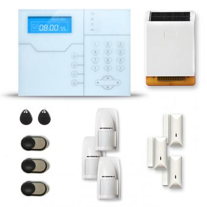 Alarme maison sans fil SHB17 GSM/IP