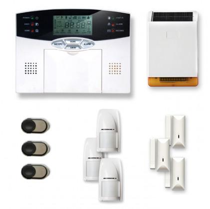 Alarme maison sans fil MN17