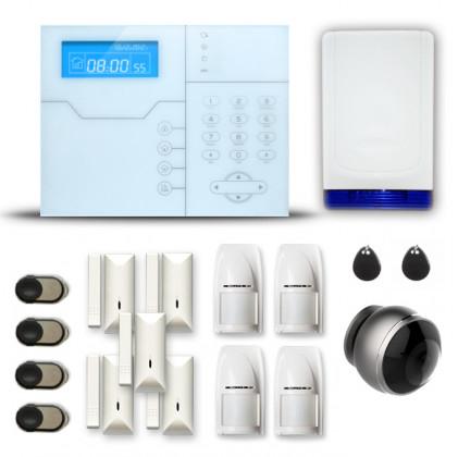 Alarme maison sans fil SHB262 GSM/IP