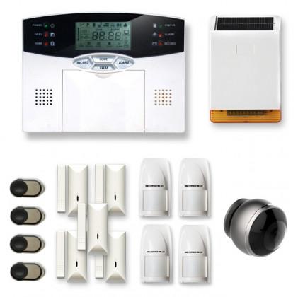 Alarme maison sans fil MN263