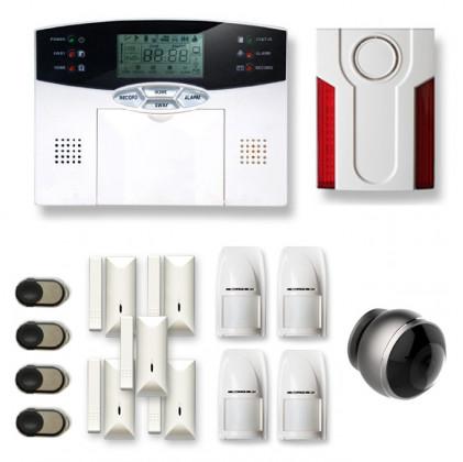 Alarme maison sans fil MN264
