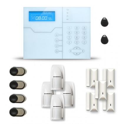 Alarme maison sans fil SHB18 GSM/IP