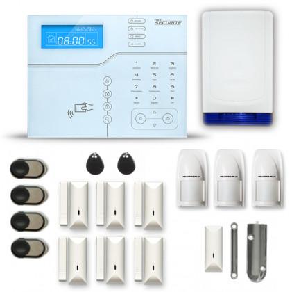 Alarme maison sans fil SHB57 GSM/IP