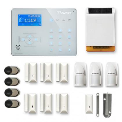 Alarme maison sans fil ICE-B47