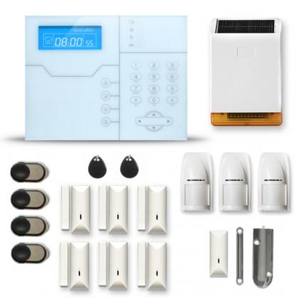Alarme maison sans fil SHB47 GSM/IP
