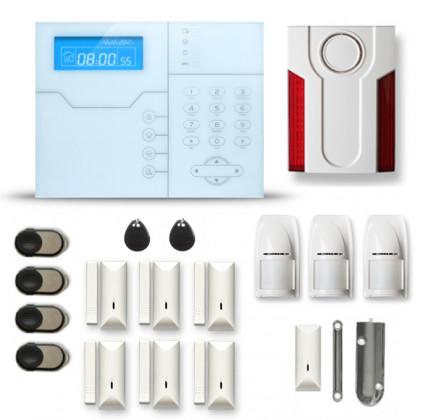 Alarme maison sans fil SHB37 GSM/IP