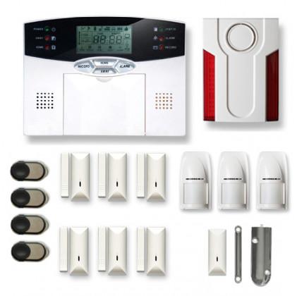 Alarme maison sans fil MN37