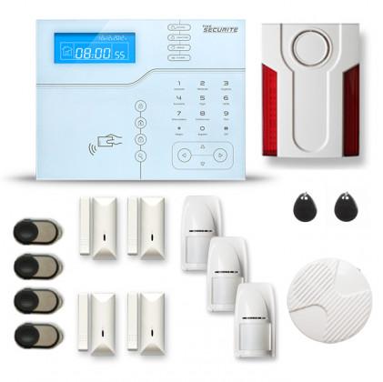 Alarme maison sans fil GSM SHB167 V2