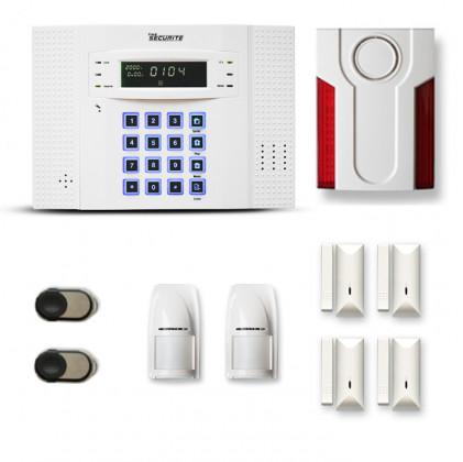 Alarme maison sans fil DNB3