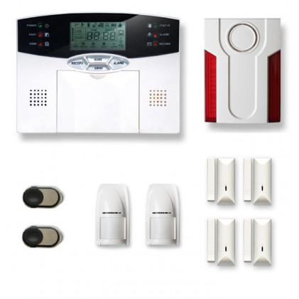 Alarme maison sans fil MN209E