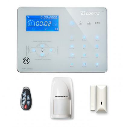 Alarme maison sans fil RTC-IP-GSM ICE-B13