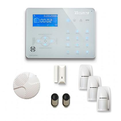 Pack Alarme Appartement sans fil ICE-B
