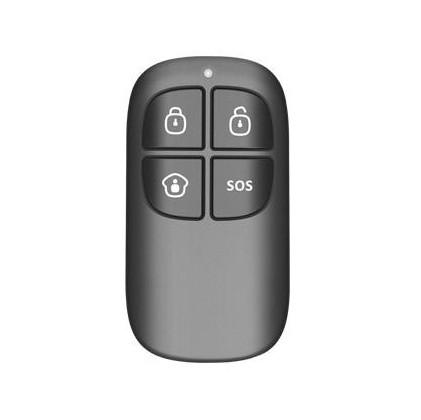 Télécommande EVI 4 fonctions pour alarmes AT