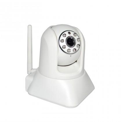 Caméra IP motorisée intérieur Plug & play