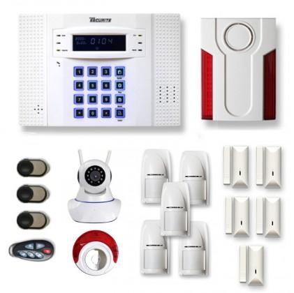 Alarme maison sans fil DNB23