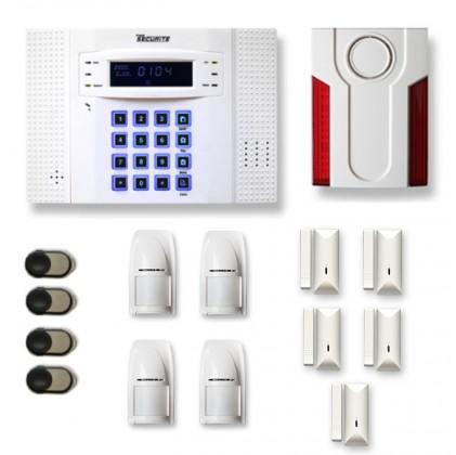 Alarme maison sans fil DNB24