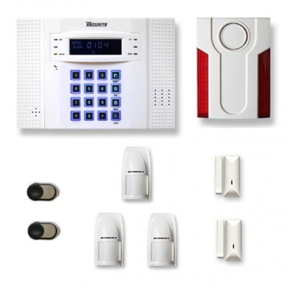 Alarme maison sans fil DNB27