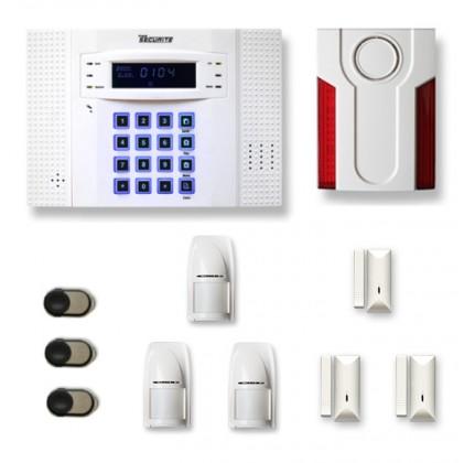 Alarme maison sans fil DNB28