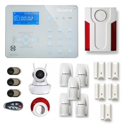 Alarme maison sans fil ICE-B23