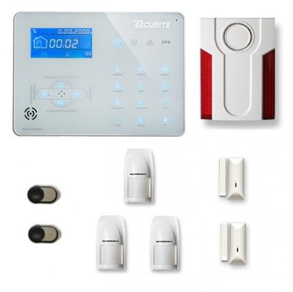 Alarme maison sans fil ICE-B27