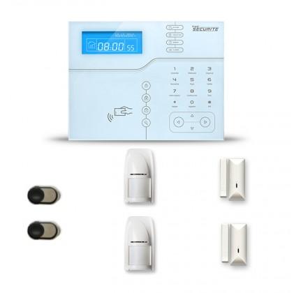 Alarme maison sans fil SHB20 GSM/IP
