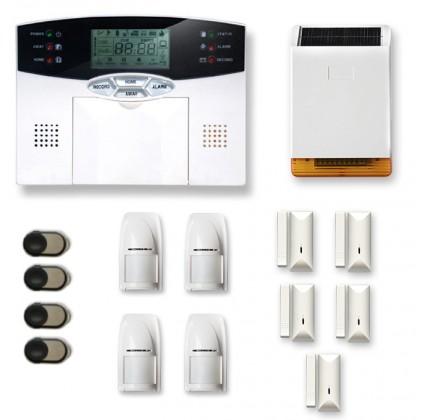 Alarme maison sans fil MN25