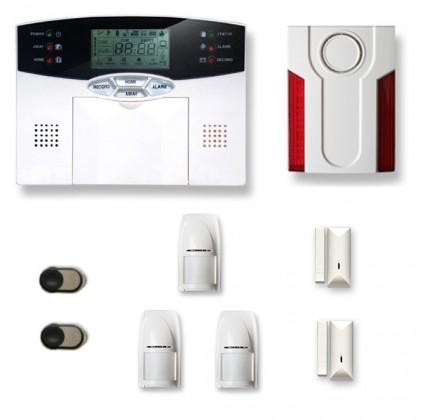 Alarme maison sans fil MN27