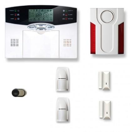 Alarme maison sans fil MN29