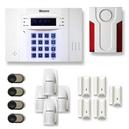 Alarme maison sans fil DNB14
