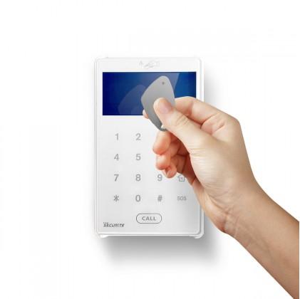 Clavier sans fil  PB-503R + un tag RFID avec batterie rechargeable  modèle MN209/ DNB / ICE-B / SHB