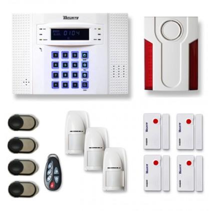 Alarme maison sans fil DNB39