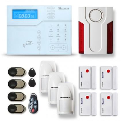 Alarme maison sans fil GSM modèle SHB39 V2