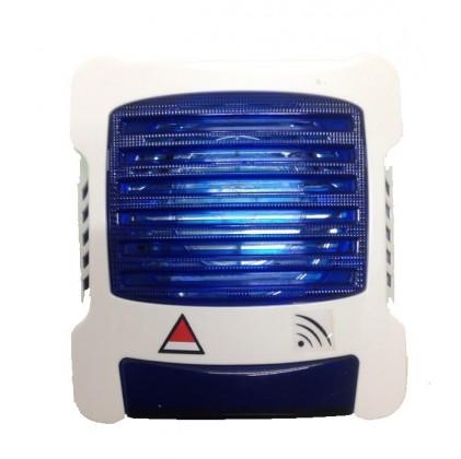 Sirène sonore flash PPMS pour établissements scolaires