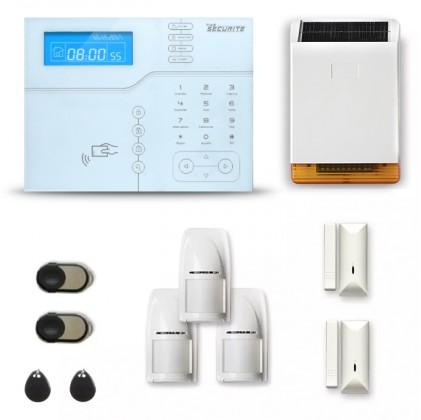 Alarme maison sans fil SHB45 GSM V2