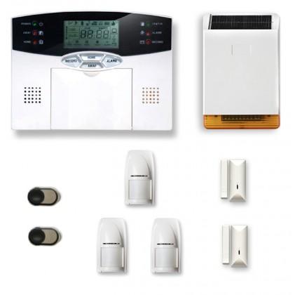 Alarme maison sans fil MN209X