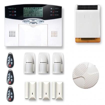 Alarme maison sans fil MN209A
