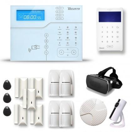Alarme maison sans fil  GSM modèle SHB51 V2