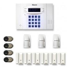 Alarme Maison Sans Fil DNB59 : GSM - Sans GSM