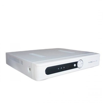DVR enregistreur 4 canaux seul