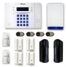 Alarme Maison Sans Fil DNB60 : GSM - Sans GSM
