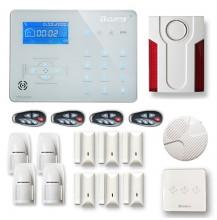 Alarme maison sans fil ICE-B24 : GSM - Avec GSM