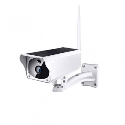 Caméra IP extérieure solaire