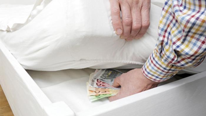 o cacher son argent pour pr venir d 39 un cambriolage. Black Bedroom Furniture Sets. Home Design Ideas